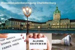 Schnelle Hilfe bei Wasserschäden in Berlin Charlottenburg - ALLEGRA-Berlin.de